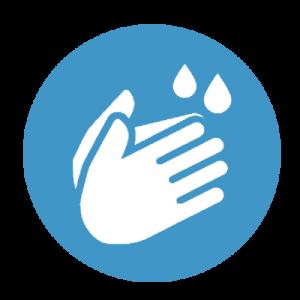 Rankų ir asmens higienos priemonės